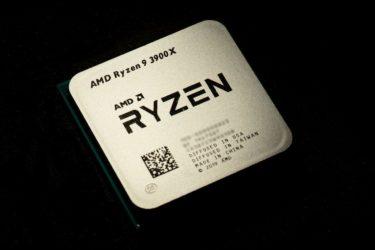 RAW現像とCPUの関係、Ryzen 9 3900XでのRAW現像のスピードは?
